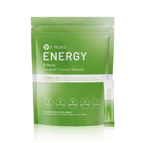 It Works Energy - Healthy Energy Drink