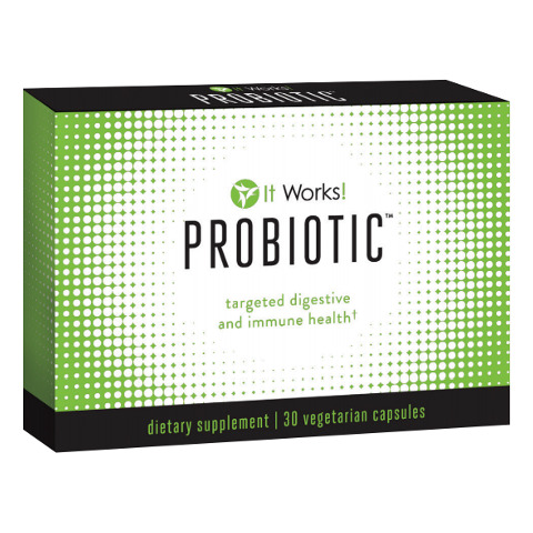 It Works Probiotic - Probiotic Supplement