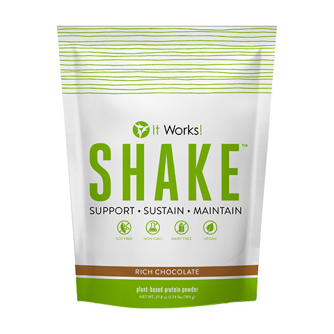 It Works Shake Chocolate - Protein Shake