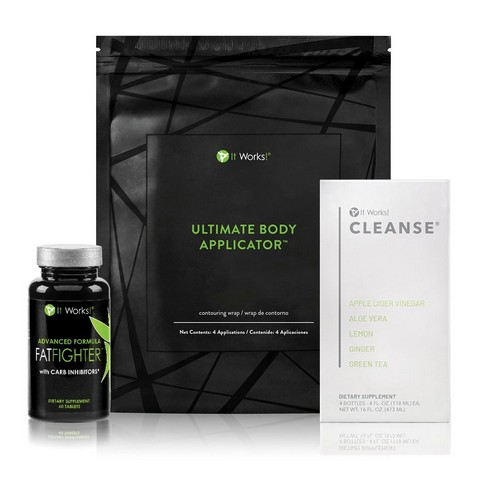 It Works Target Trio - Ultimate Makeover