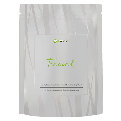 Facial Applicator - Face Lifting Cream