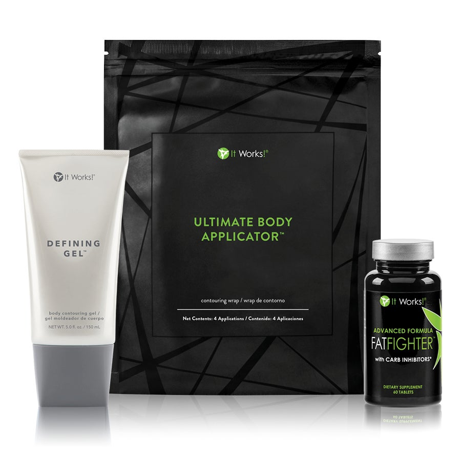 It Works Skinny Pack - Ultimate Makeover